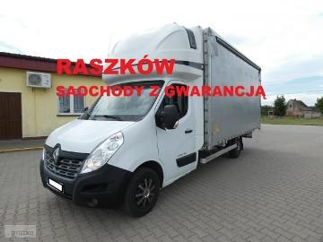 Renault Master master 2.3 165 km polski salon 10 paletowy plandeka 8,9,10 ep