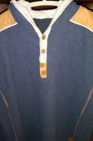 Młodziezowa bluza z kapturem-2