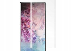 Szkło Hartowane UV Samsung Galaxy Note 10+ Plus 3D