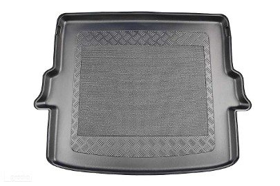 Citroen DS 7 Crossback od 02.2018 r. do teraz na górny bagażnik mata bagażnika - idealnie dopasowana do kształtu bagażnika Citroen DS