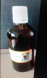 Wyciąg alkoholowy z propolisu - kitu pszczelego