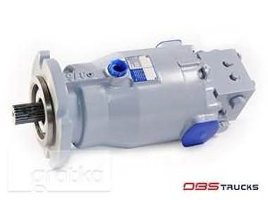 Silnik, przekładnia do betonomieszarki, pompa hydrauliczna, pompa Rexroth do pompogruszki CIFA-1