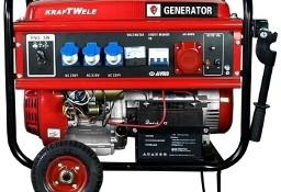 Agregat prądotwórczy trójfazowy KRAFTWELE KW9800 9.0kW!!!