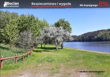 Działka budowlana Łapino Kartuskie, ul. Osiedle Pod Lasem