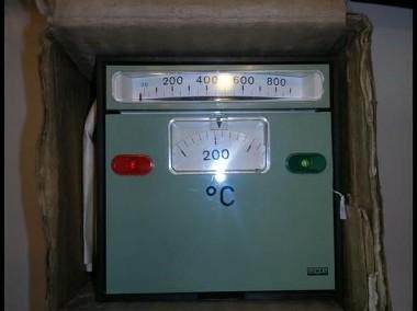 regulator elektroniczny RE6 , do 800 st C - Lumel-1