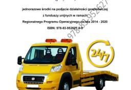 BIZNESPLAN pomoc drogowa (autoholowanie) (przykład) 2018