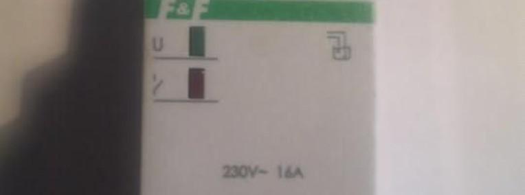 Przekaźnik kontrolu poziomu cieczy PZ-828-1