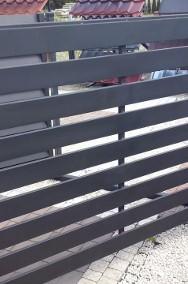 Przęsło ogrodzeniowe 120x200cm P12e ceownik 100x10 ocynk+kolor-2