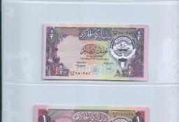 KUWEJT 1968-komplet 6 banknotów UNC/AUNC! GRATIS WYSYŁKA!