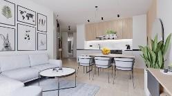 Mieszkanie na sprzedaż Lublin Węglinek ul. Kwarcowa – 57.4 m2