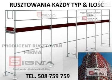 RUSZTOWANIA PRODUCENT Rusztowań - Każdy Typ - Rusztowania Gdańsk