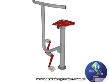 Rowerek rower siłownia zewnętrzna fitness plac zabaw-1