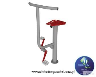 Rowerek rower siłownia zewnętrzna fitness plac zabaw