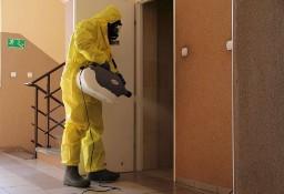 Dezynfekcja, ozonowanie,usuwanie wirusów,bakterii, dezodoracja Międzyrzecz