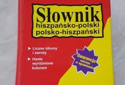 Słownik hiszpańsko-polski, polsko-hiszpański Oxfor