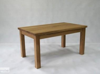 stół dębowy Classico dąb olejowany szczotkowany postarzany piękny-1