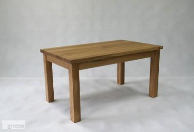 stół dębowy Classico dąb olejowany szczotkowany postarzany piękny