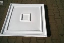 Kuweta z tworzywa 83x83x7cm z pokrywą kolor biały