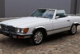Mercedes-Benz Klasa SL R107 350SL R107 W107 Cabrio V8 Hardtop Sprowadzony LUXURYCLASSIC