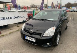 Toyota Corolla Verso III 7 MIEJSC bezwypadkowa zarejestrowana automat