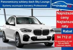 BMW X5 G05 xDrive30d, Pakiet M, Live Cockpit Professional z NAVI+ LEDY+HiFi