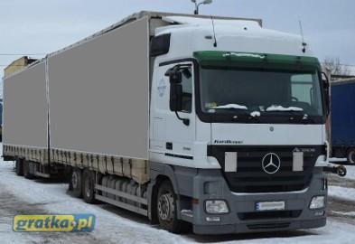 Mercedes-Benz SKUP AUT CIEŻAROWYCH SKUP AUT CIEŻAROWYCH I NACZEP