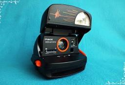 Jak Nowy! Polaroid Extreme na film Polaroid 600 Sprawny!