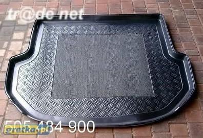 HYUNDAI SANTA FE III od 2012 do 2018 5 osobowy mata bagażnika - idealnie dopasowana do kształtu bagażnika Hyundai Santa Fe