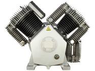 Pompa powietrza dwustopniowa Sprężarka tłokowa Kompresor 1720l/min Land Reko PCA D1000