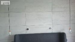 Beton architektoniczny Płyty betonowe trawertyn nr 1 w Polsce od Luxum