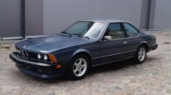 BMW SERIA 6 I (E24) 635CSI L6 Automat LIFT Sprowadzony LUXURYCLASSIC