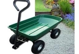 wózek do ogrodu i na plażę - 75 L