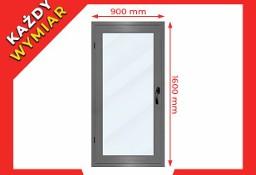 Okno Witryna Aluminiowa Zimna 900x1600 Drzwi Aluminiowe Dowolny Wymiar