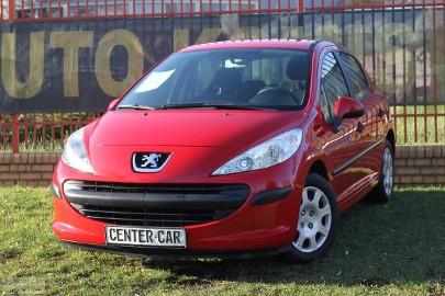 Peugeot 207 Wzorowy Satn,Bezwypadkowy,Gwarancja,WARTO