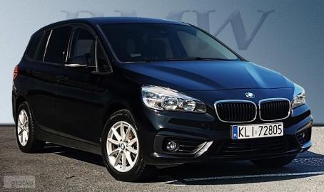 BMW SERIA 2 218dA 150 Gran Tourer Advantage 7 osób 81 tys km!