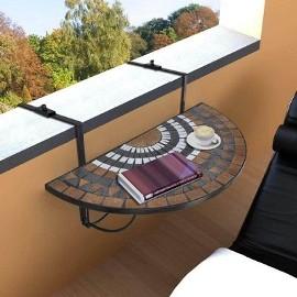 zawieszany stolik balkonowy