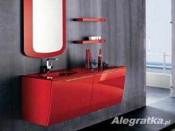Meble łazienkowe, szafki pod umywalkę, blaty z Corianu na wymiar