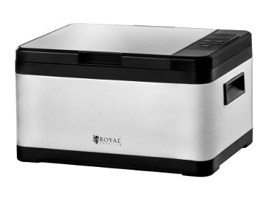 Urządzenie do gotowania próżniowego sous vide 10L 800W-1