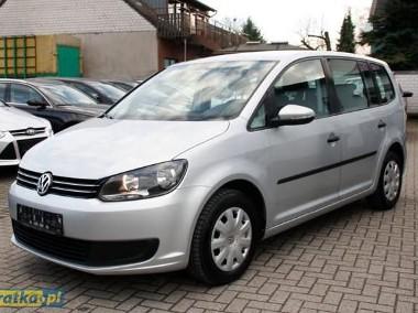 Volkswagen Touran II 2.0 TDI BEZWYPADKOWY , KLIMA ,ALU, NAWI, OKAZJA-1