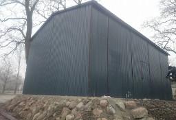 Garaże blaszane, wiaty , hale, konstrukcja stalowa.