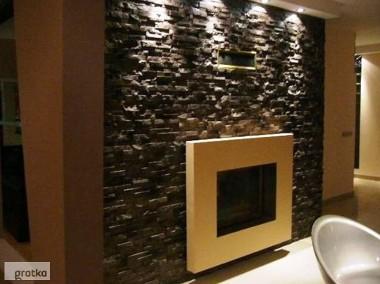 Kamień Dekoracyjny Wewnętrzny i Zewnętrzny-Elewacyjny, Panele 3D Cegła-1