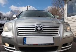 Toyota Avensis II 2.0 ON 115KM KOMBI NAWIGACJA KLIMATRONIC ALU-FELGI