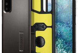 Etui Spigen Tough Armor do Samsung Galaxy S20 Gunmetal