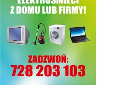 Odbiór zużytego sprzętu AGD,RTV we Wrocławiu