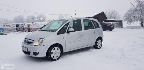 Opel Meriva A 1.4 kat+ LPG/ŁADNA/OGŁ.PRYWATNE