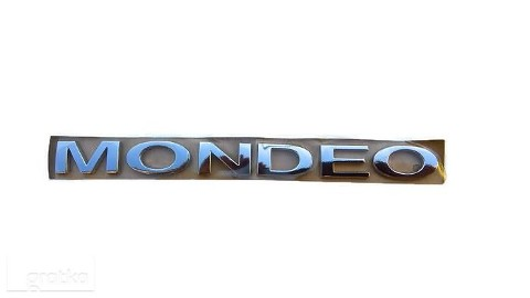 EMBLEMAT NAPIS LITERY FORD MONDEO MK3 2000-2007r. Ford Mondeo