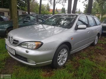 Nissan Primera II [P11] Od jednego właściciela z Niemiec!