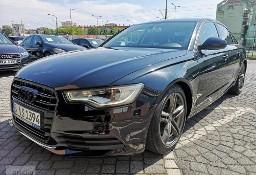 Audi A6 IV (C7) 2.0TDI 177kM Black edition Niski przebieg Serwis
