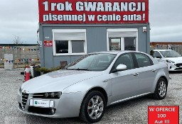 Alfa Romeo 159 I 1 ROK GWARANCJI pisemnej, Super stan, Przebieg AUDOKUMENTOWANY