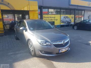 Opel Insignia 1.8 benzyna, 140KM, oryginalny przebieg,